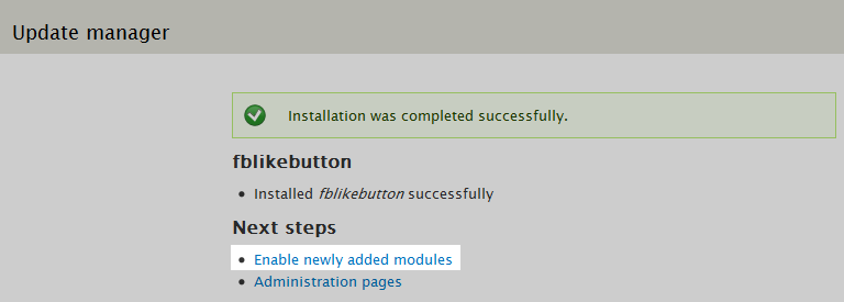 3-successfully installed