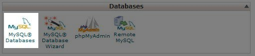 select mysql database tool