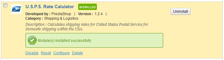 usps-install-configure