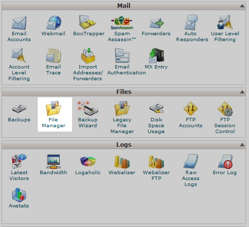 click-file-manager