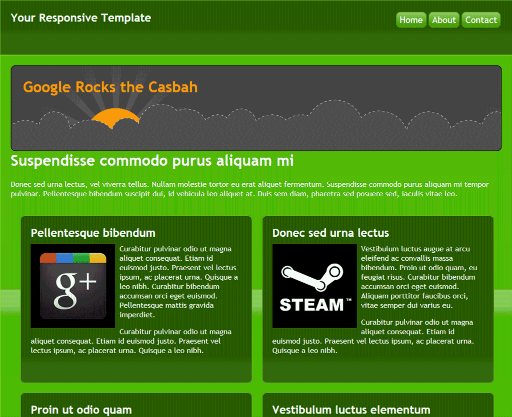 Le Frog Responsive Templatej Query Theme Roller