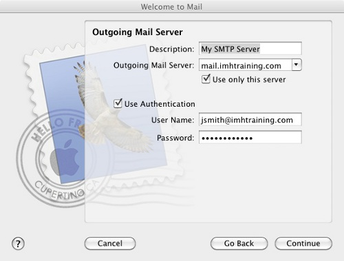 smtp4screen