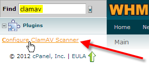 click-on-configure-clam-av-scanner